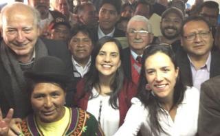 Ernesto Campos Tenorio, el embajador de México en el Perú habló con El Comercio.
