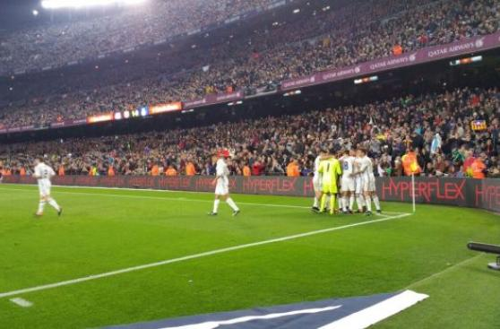 Real Madrid: Navas corrió todo el campo para celebrar con Ramos