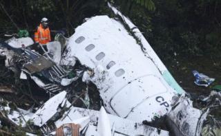 Chapecoense: Funcionaria no reportó observaciones del vuelo