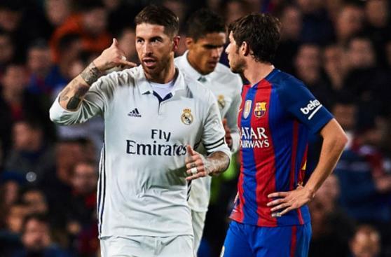 Real Madrid y la eufórica celebración en el Camp Nou [GALERÍA]