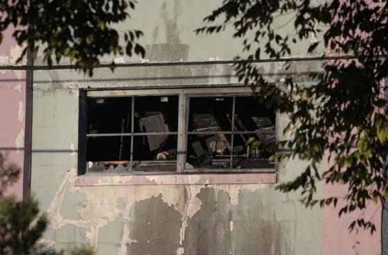 Oakland: Así quedó local donde ocurrió incendio que mató a 36