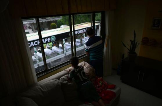 Chapecoense: El emotivo homenaje que rindieron a las víctimas
