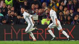 Barcelona empató 1-1 con Real Madrid en el Camp Nou por la Liga