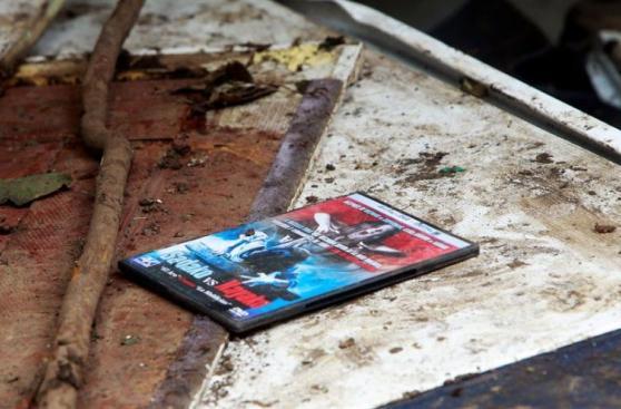 Chapecoense: Objetos que encontraron en el lugar de la tragedia