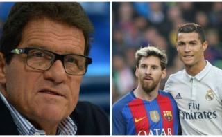 """""""Cristiano es goleador, pero no tiene la brillantez de Messi"""""""