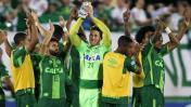 Presidente de Chapecoense confirmó que ganarán la Sudamericana