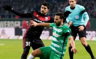 """Pizarro sobre triunfo de Bremen: """"Es importante para nosotros"""""""