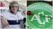 Chapecoense: periodista criticado por insultar al equipo