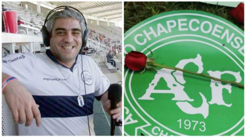 Chapecoense: periodista insultó a equipo y críticas no cesan