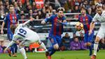 Messi fue capitán de Barcelona por primera vez ante Real Madrid - Noticias de liga española