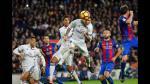 Real Madrid: CUADRO x CUADRO del gol de Sergio Ramos ante Barza - Noticias de real madrid