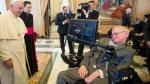 Stephen Hawking fue dado de alta de hospital en Italia - Noticias de vaticano