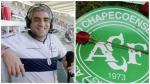 Periodista causa indignación por insultos contra Chapecoense - Noticias de portal deportivo