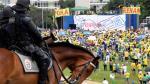 Brasil: Miles toman las calles contra la corrupción política - Noticias de afp horizonte
