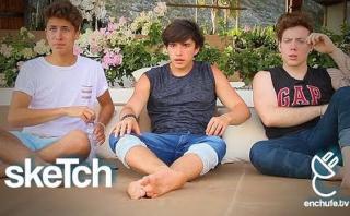 YouTube: más de 20 'youtubers' parodiaron un 'reality' [VIDEO]