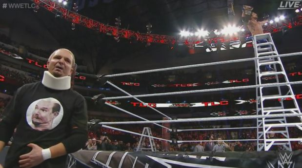 WWE TLC 2016: revive todas las peleas del evento de SmackDown. (Video: WWE/Foto: Captura)