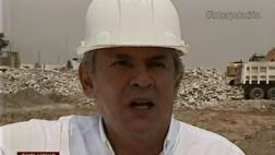 Castañeda deja entrever que construiría obras de 'by-pass'