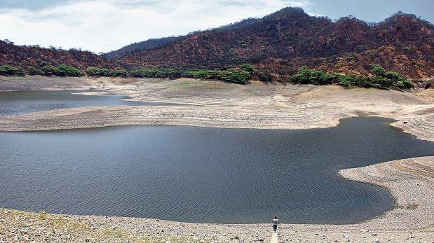 Escasez hídrica afecta regiones agroexportadoras del norte