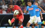 Benfica vs. Napoli: club de Carrillo juega por Champions League