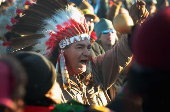 EE.UU.: Los nativos que detuvieron la construcción de oleoducto
