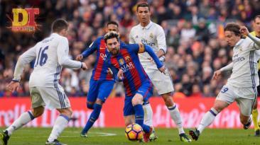 "DT Show presenta al ""Ganador moral"" del Barcelona-Real Madrid"