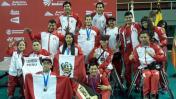 Perú logró 9 medallas en Panamericano de Parabádminton 2016