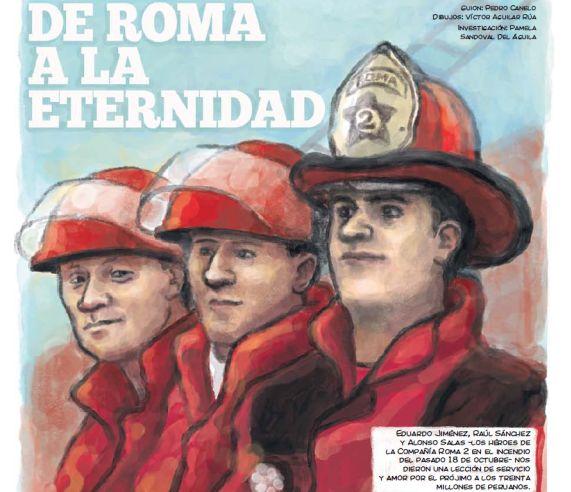 La historia de los bomberos es un ejemplo de solidaridad y sacrificio desde que se fundó la primera compañía con el nombre de Chalaca el 5 de diciembre de 1860, la misma que más adelante se llamaría Unión Chalaca N 1. (El Comercio)