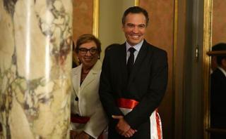 Salvador del Solar jura como nuevo ministro de Cultura