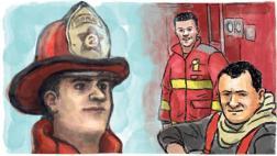 Bomberos cumplen 156 años de servicio: homenaje a sus mártires