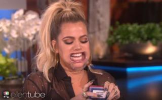 """Khloé Kardashian y su extraña experiencia con """"Speak Out"""""""