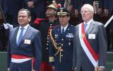El frío saludo de PPK al ex ministro Mariano González [VIDEO]