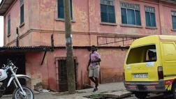 La falsa embajada de EE.UU. que funcionó 10 años en Ghana