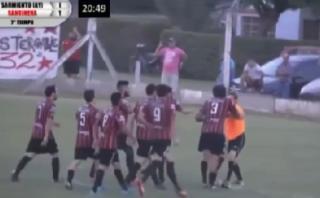 YouTube: árbitro fue agredido brutalmente por futbolistas