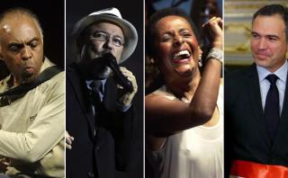 Salvador del Solar y artistas que asumieron cargos políticos