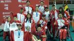 Perú logró 9 medallas en Panamericano de Parabádminton 2016 - Noticias de pedro proena