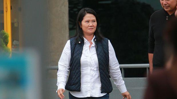 El encarcelado expresidente Fujimori es internado en una clínica de Lima