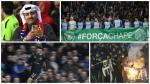 EL LADO B de la Champions: todo lo que la TV no pudo enseñar - Noticias de camp nou