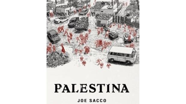 Las principales obras de Joe Sacco.