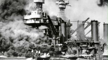 Así fue el ataque japonés a Pearl Harbor hace 75 años