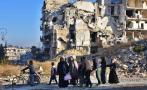 """Alepo: Países occidentales piden """"alto el fuego inmediato"""""""