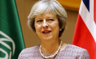 May logra que el Parlamento se comprometa a respetar el Brexit