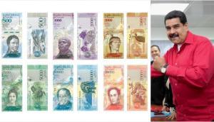 Venezuela: Estos son los billetes que buscan combatir la crisis