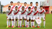 Perú en grupo de Argentina y Uruguay en el Sudamericano Sub 20