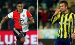 Feyenoord vs. Fenerbahce: club de Renato Tapia en Europa League