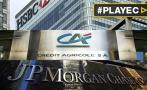 Europa multó a tres grandes bancos por manipular tasas [VIDEO]