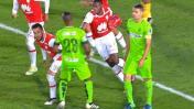 Nacional igualó 1-1 ante Santa Fe en semifinales de Liga Águila