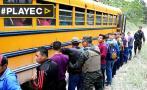 Fuerzas de Honduras, El Salvador y Guatemala aseguran fronteras