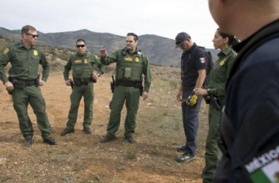 ¿Cómo persiguen a los inmigrantes en la frontera de EE.UU.?