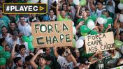 Chapecoense: Brasileños se reúnen para rendir diversos tributos