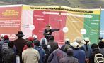 Las Bambas: comunidades aún no deciden si levantan paro